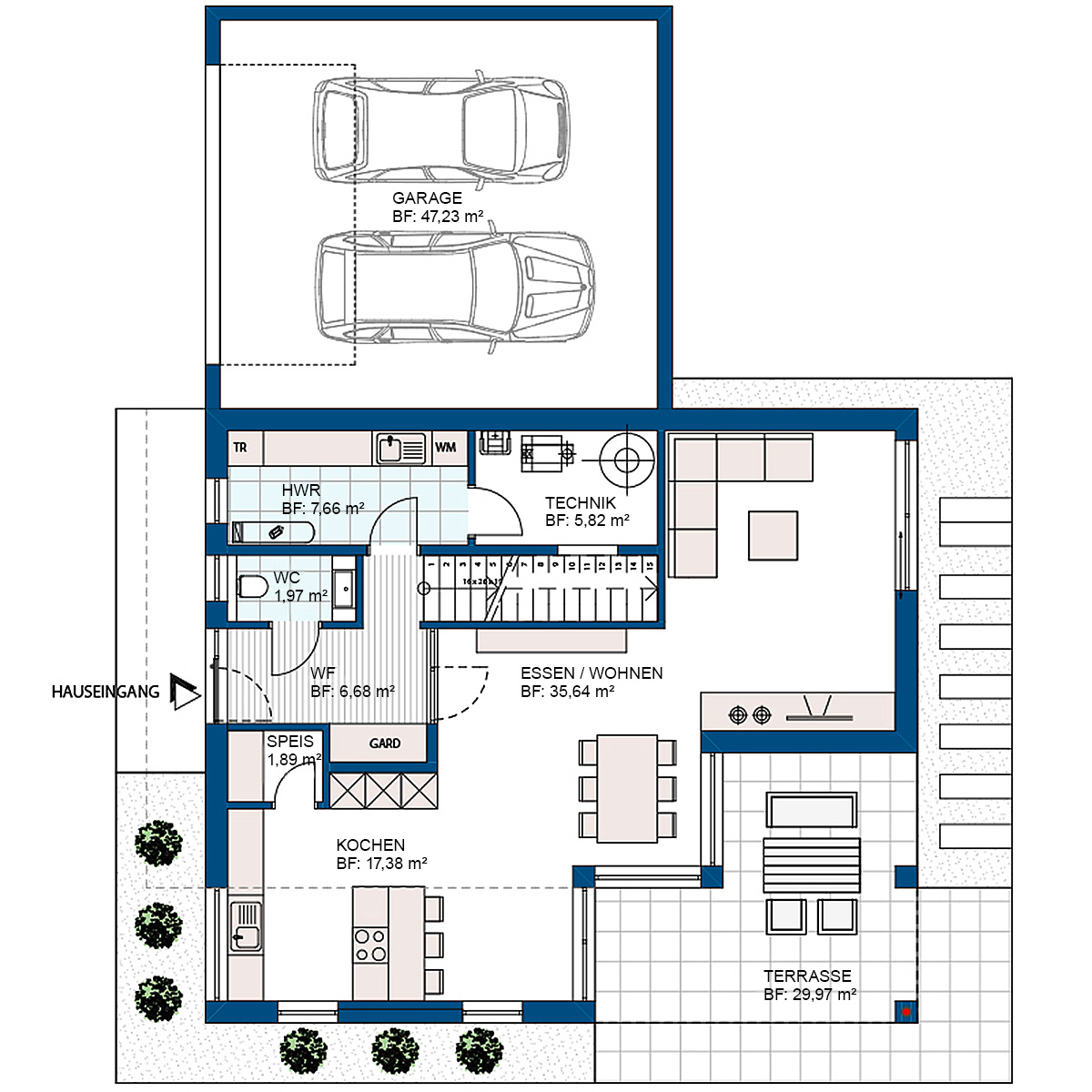 postler bau ein haus ein wort. Black Bedroom Furniture Sets. Home Design Ideas